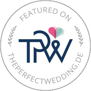 Featured on ThePerfectWedding.de
